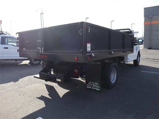 2021 Ford F-350 Regular Cab DRW 4x2, PMI Dump Body #5C43781 - photo 1