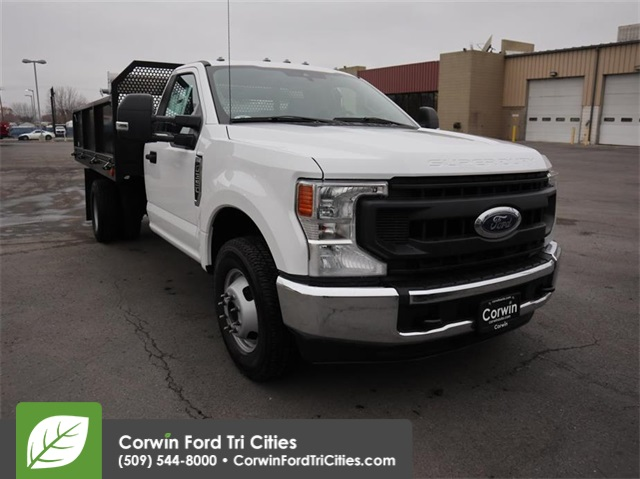 2020 Ford F-350 Regular Cab DRW 4x2, PMI Dump Body #5E21544 - photo 1