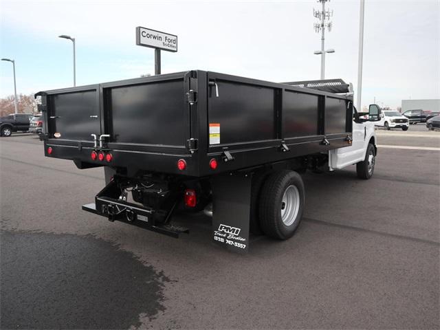 2020 Ford F-350 Regular Cab DRW 4x2, PMI Dump Body #5E97091 - photo 1