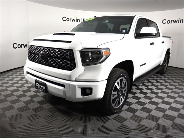 2018 Toyota Tundra Crew Cab 4x4, Pickup #6713269 - photo 1