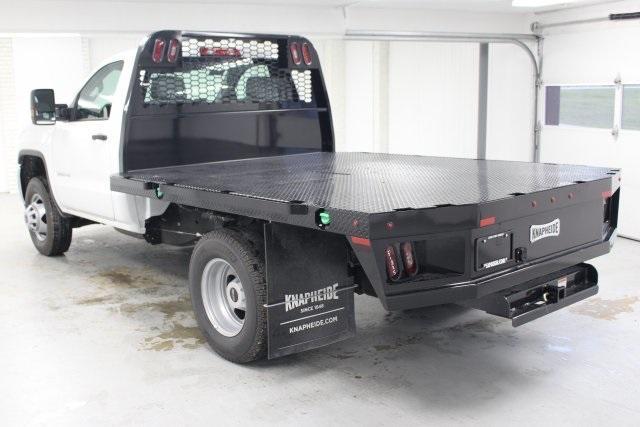 2018 GMC Sierra 3500 Regular Cab DRW 4x2, Knapheide Platform Body #183343 - photo 1