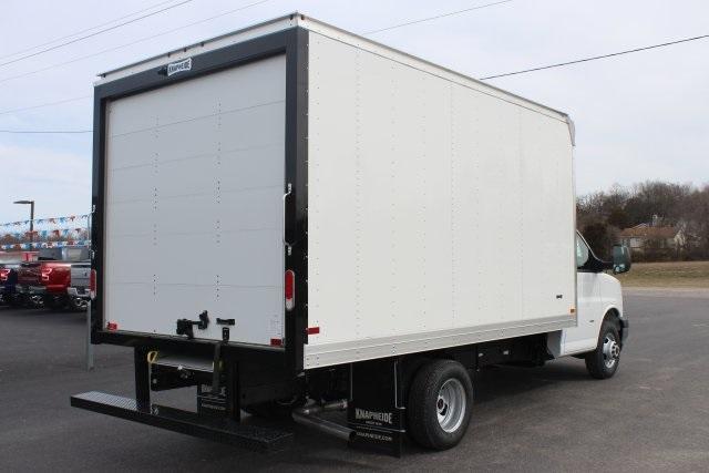 2020 GMC Savana 3500 RWD, Knapheide KCA Cutaway Van #203229 - photo 2