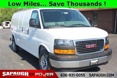 2020 GMC Savana 3500 RWD, Empty Cargo Van #203342R - photo 1