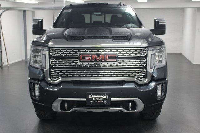 2020 GMC Sierra 2500 Crew Cab 4x4, Pickup #203441 - photo 8