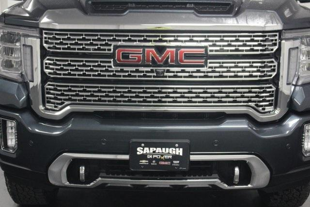 2020 GMC Sierra 2500 Crew Cab 4x4, Pickup #203441 - photo 9