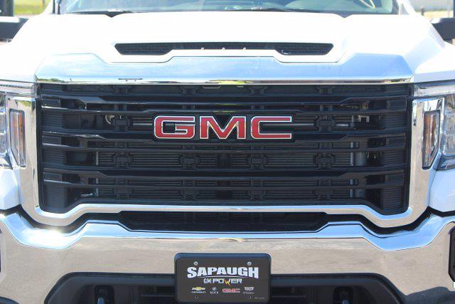 2021 GMC Sierra 2500 Regular Cab 4x4, Knapheide Steel Service Body #213362 - photo 9