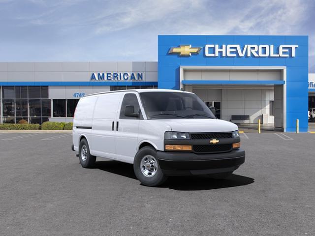 2021 Chevrolet Express 2500 4x2, Empty Cargo Van #T21409 - photo 1