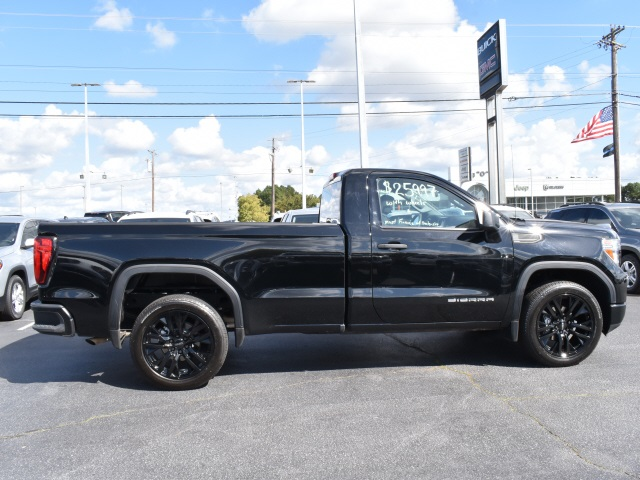 2019 GMC Sierra 1500 Regular Cab 4x2, Pickup #105927 - photo 3