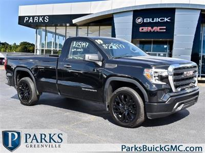 2019 GMC Sierra 1500 Regular Cab 4x2, Pickup #105927 - photo 1