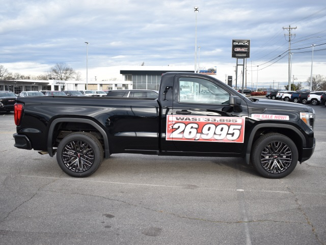 2019 GMC Sierra 1500 Regular Cab 4x2, Pickup #105928 - photo 3