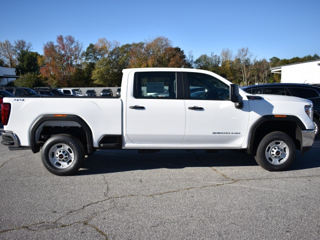 2021 GMC Sierra 2500 Crew Cab 4x4, Pickup #106175 - photo 3