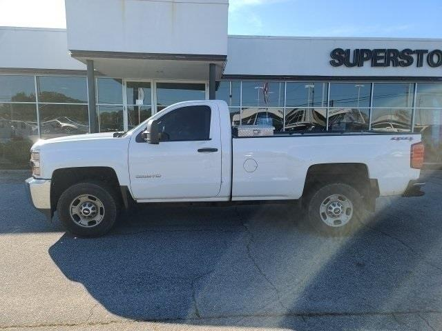 2015 Chevrolet Silverado 2500 Regular Cab 4x4, Pickup #106175A - photo 3