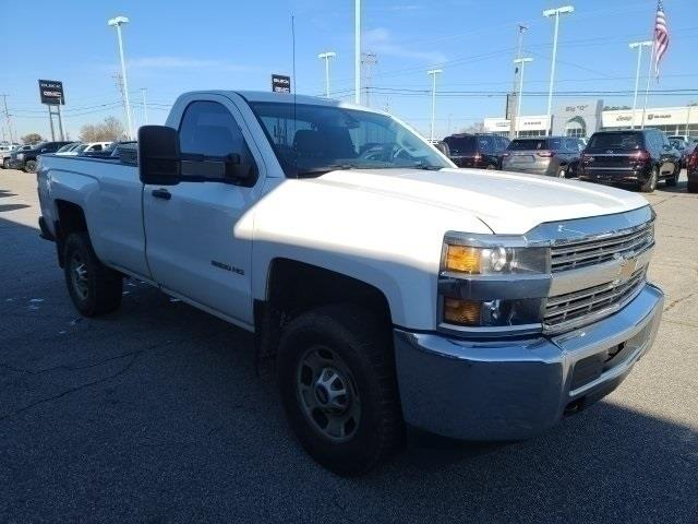 2015 Chevrolet Silverado 2500 Regular Cab 4x4, Pickup #106175A - photo 1