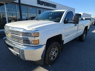 2015 Chevrolet Silverado 2500 Regular Cab 4x4, Pickup #106175A - photo 4