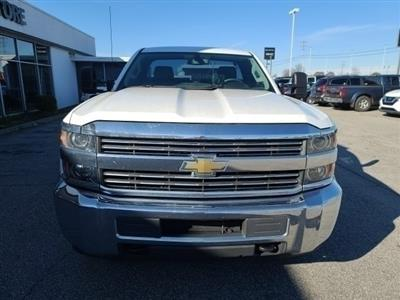 2015 Chevrolet Silverado 2500 Regular Cab 4x4, Pickup #106175A - photo 5