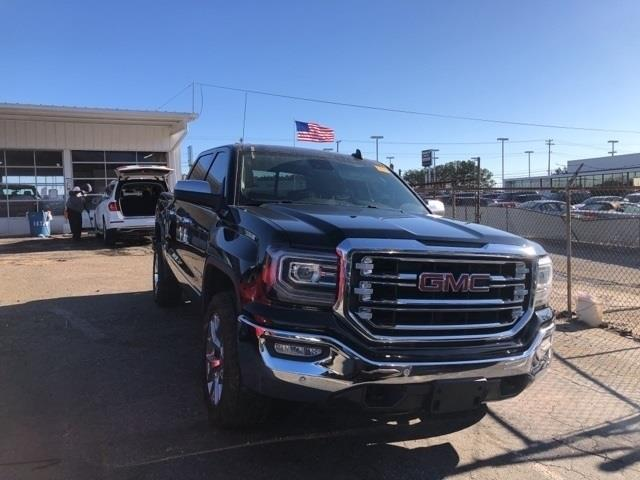 2017 GMC Sierra 1500 Crew Cab 4x4, Pickup #112625XA - photo 3
