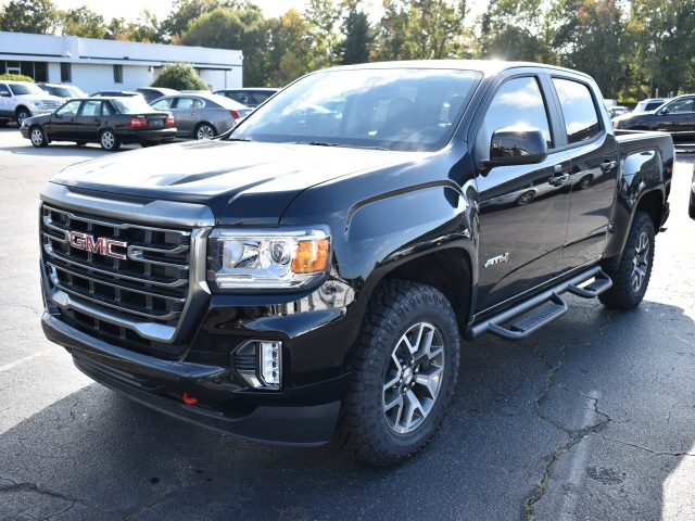 2021 GMC Canyon Crew Cab 4x4, Pickup #118480 - photo 29