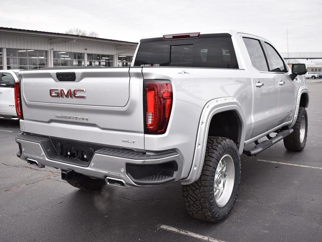 2021 GMC Sierra 1500 Crew Cab 4x4, Pickup #126969X - photo 4