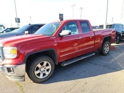 2015 GMC Sierra 1500 Double Cab 4x4, Pickup #126969XA - photo 3