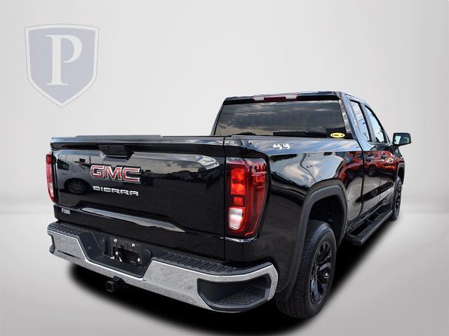 2021 GMC Sierra 1500 Double Cab 4x4, Pickup #133959 - photo 7