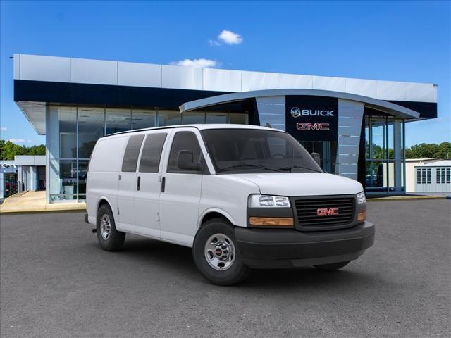 2020 Savana 2500 4x2, Empty Cargo Van #145165X - photo 1