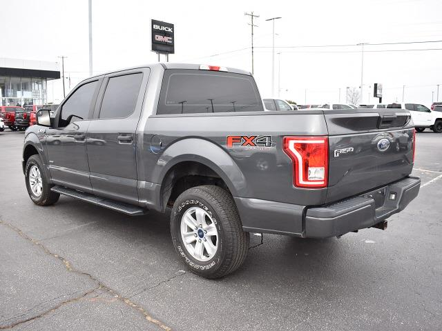 2016 Ford F-150 SuperCrew Cab 4x4, Pickup #176078A - photo 27
