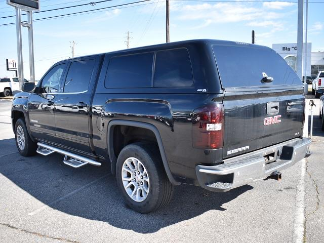 2015 GMC Sierra 1500 Crew Cab 4x4, Pickup #182147XC - photo 27
