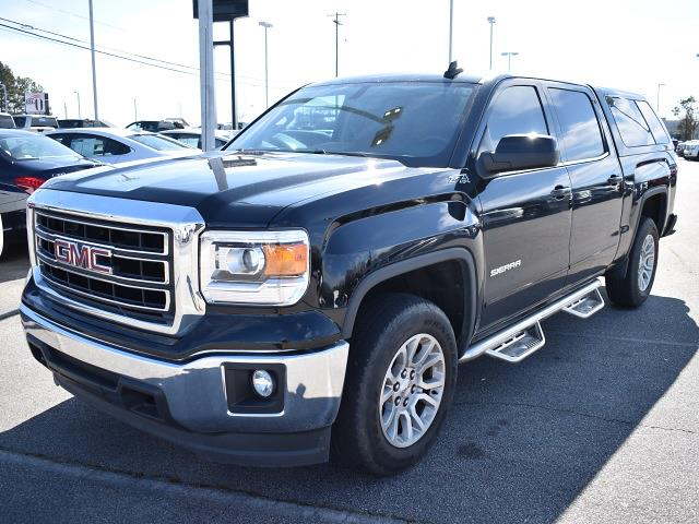 2015 GMC Sierra 1500 Crew Cab 4x4, Pickup #182147XC - photo 29