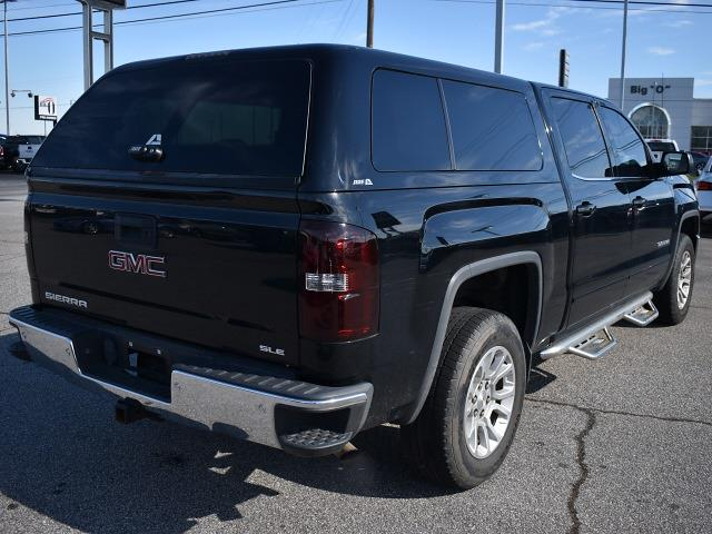 2015 GMC Sierra 1500 Crew Cab 4x4, Pickup #182147XC - photo 2