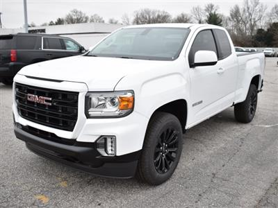 2021 GMC Canyon Extended Cab 4x2, Pickup #186495 - photo 29