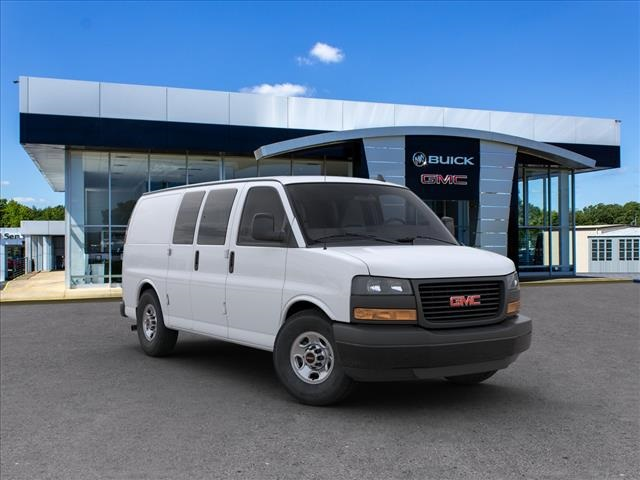 2020 GMC Savana 2500 4x2, Empty Cargo Van #187344X - photo 1