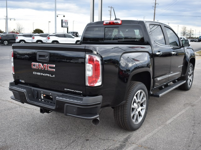 2021 GMC Canyon Crew Cab 4x4, Pickup #188136 - photo 4