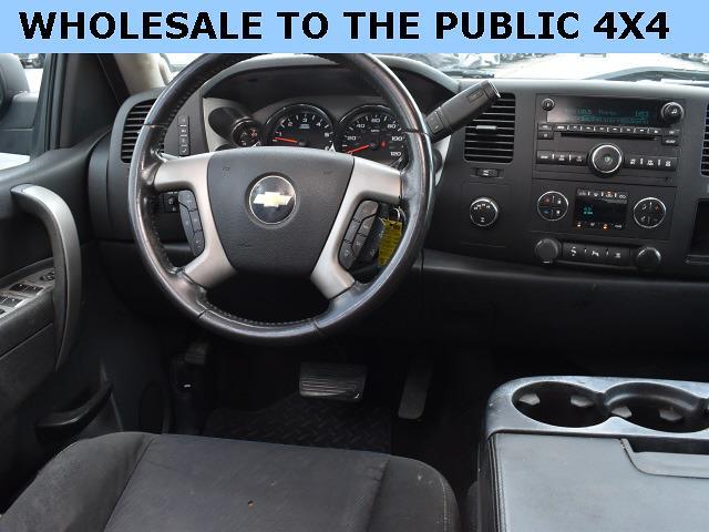 2011 Chevrolet Silverado 1500 Extended Cab 4x4, Pickup #192428A - photo 6