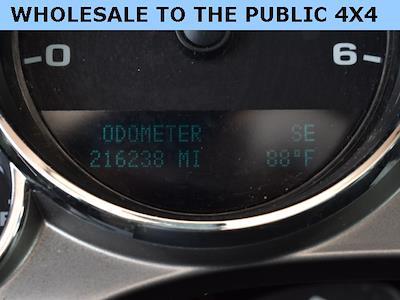 2011 Chevrolet Silverado 1500 Extended Cab 4x4, Pickup #192428A - photo 15
