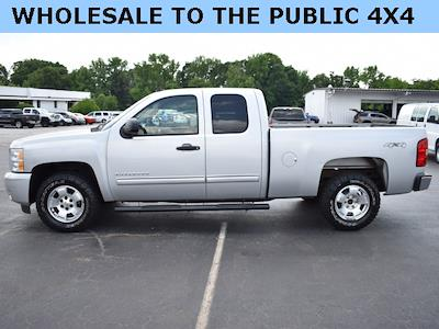 2011 Chevrolet Silverado 1500 Extended Cab 4x4, Pickup #192428A - photo 27