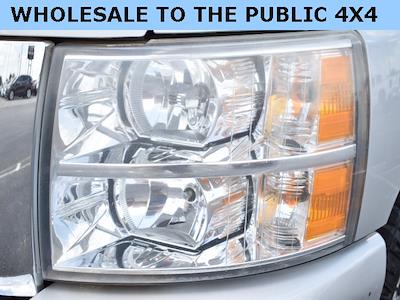 2011 Chevrolet Silverado 1500 Extended Cab 4x4, Pickup #192428A - photo 30
