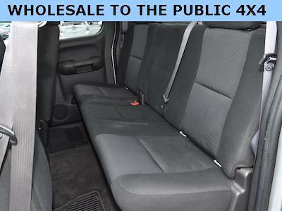 2011 Chevrolet Silverado 1500 Extended Cab 4x4, Pickup #192428A - photo 9