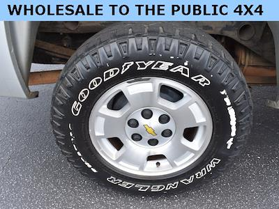 2011 Chevrolet Silverado 1500 Extended Cab 4x4, Pickup #192428A - photo 10