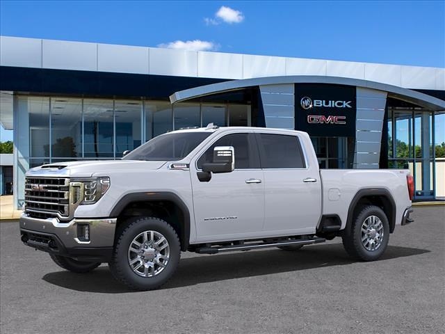 2021 GMC Sierra 2500 Crew Cab 4x4, Pickup #216707 - photo 3