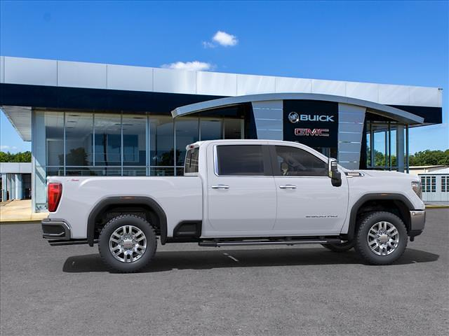 2021 GMC Sierra 2500 Crew Cab 4x4, Pickup #216707 - photo 5