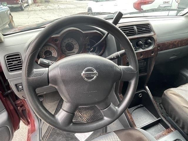 2004 Nissan Frontier 4x2, Pickup #224559F - photo 11