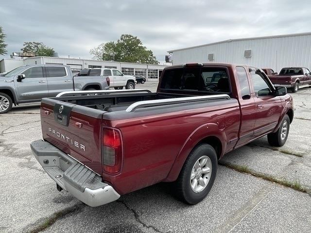 2004 Nissan Frontier 4x2, Pickup #224559F - photo 5