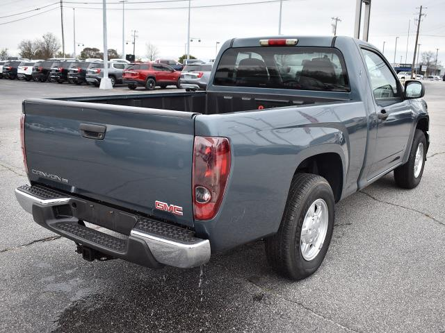2007 GMC Canyon Regular Cab 4x2, Pickup #227491N - photo 5