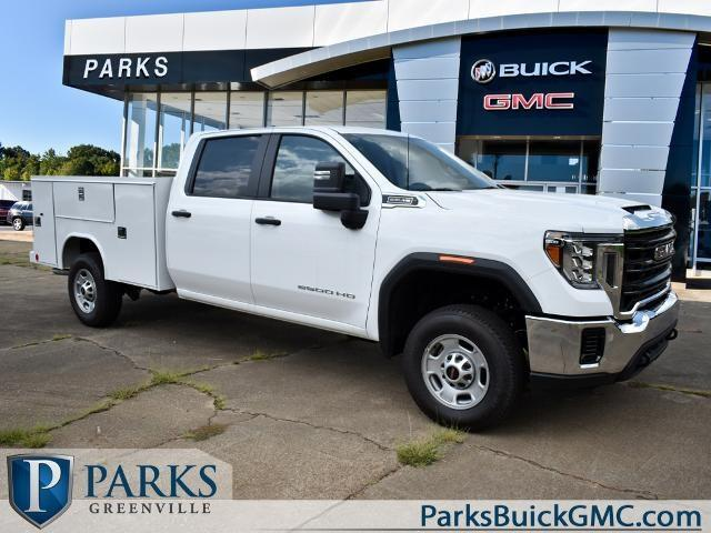 2020 GMC Sierra 2500 Crew Cab 4x2, Reading SL Service Body #235083 - photo 1