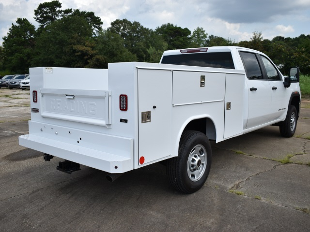 2020 GMC Sierra 2500 Crew Cab 4x2, Reading SL Service Body #235083 - photo 2