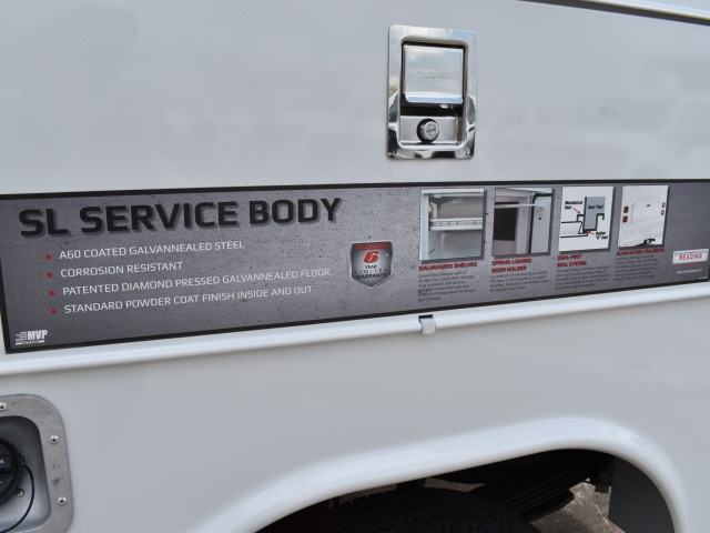 2020 GMC Sierra 2500 Crew Cab 4x2, Reading SL Service Body #235756 - photo 15