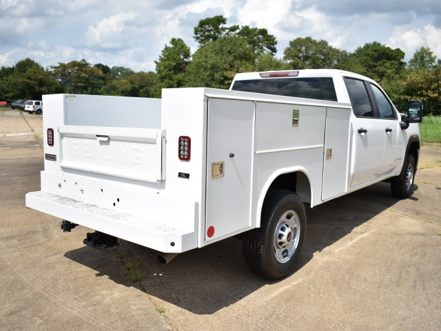 2020 GMC Sierra 2500 Crew Cab 4x2, Reading SL Service Body #236316 - photo 2