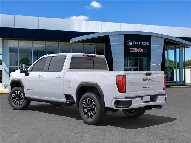 2021 GMC Sierra 2500 Crew Cab 4x4, Pickup #247193 - photo 4