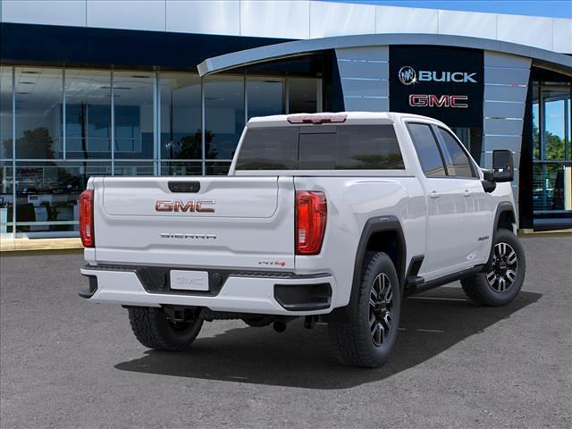 2021 GMC Sierra 2500 Crew Cab 4x4, Pickup #247193 - photo 2
