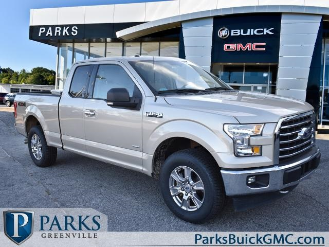 2017 Ford F-150 Super Cab 4x4, Pickup #248059B - photo 4